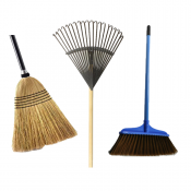 Broom & Sweeper