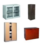 Storage Cabinets & Shelve