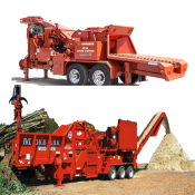 Forestry & Woodworking Machinery