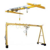Overhead, Jib & Gantry Cranes