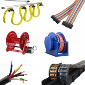 Electrical Wire, Cables & Hose Management