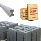 Concrete, Cement & Grout