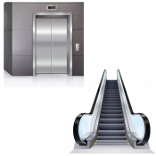 Elevator, Lift & Escalator