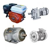 Engines & Motors