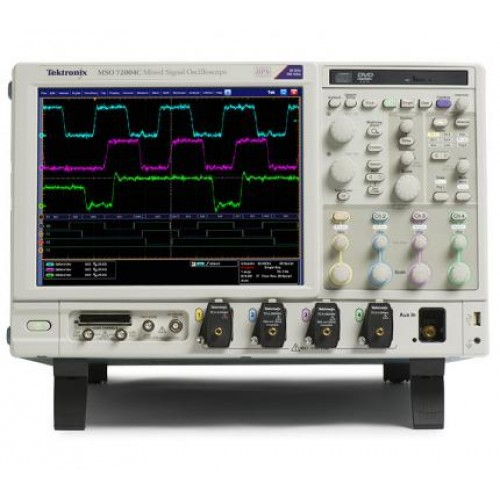 Tektronix Oscilloscopes MSO/DPO70000 Series, MSO73304DX 33GHz, 4 Channel, 50 - 100 GSPS