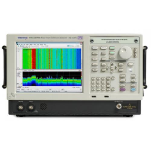 Tektronix Spectrum Analyzer, SPECMON26B, 1 Hz - 26.5 GHz, 40 MHz