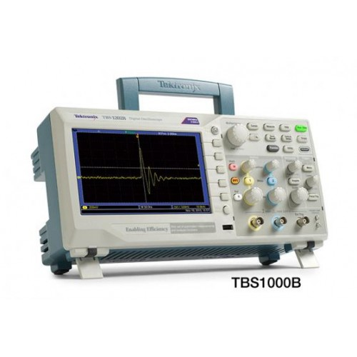 Tektronix Oscilloscopes TBS1000B Series,  TBS1152B -  150 MHz, 2 Channel, 2 GSPS, 2.5 kpts