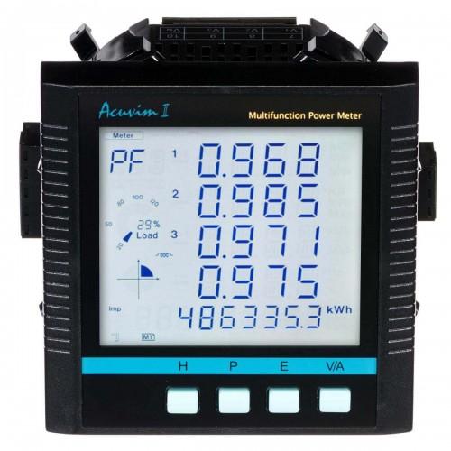 ACUVIM Digital Power Meter IIW-D-50-5A-P1 IIW-D-50-5AP1