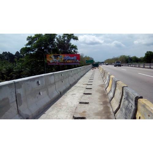 Bridge Works, Parapet Structure repairing