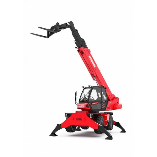 Manitou Rotating Telehandlers for Construction Work MRT-X 1840 Easy 360 degree