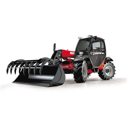Manitou Compact Telehandler for Agricultural MLT-X 627 24 Inch Tyres