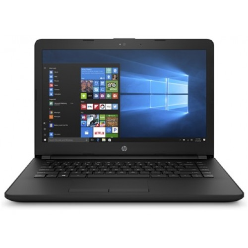 HP Notebook - 14-bs726tu (Jet Black) - Intel® Core™ i3