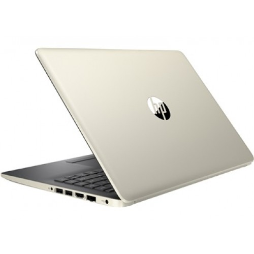 HP Notebook - 14-cm0012ax (Pale Gold) - AMD Ryzen™ 3 2200U Processor