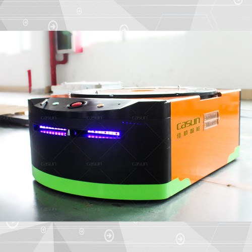 Casun Anthropomorphic Navigation Automated Guided Vehicle AGV -- CA-ZR1080V1