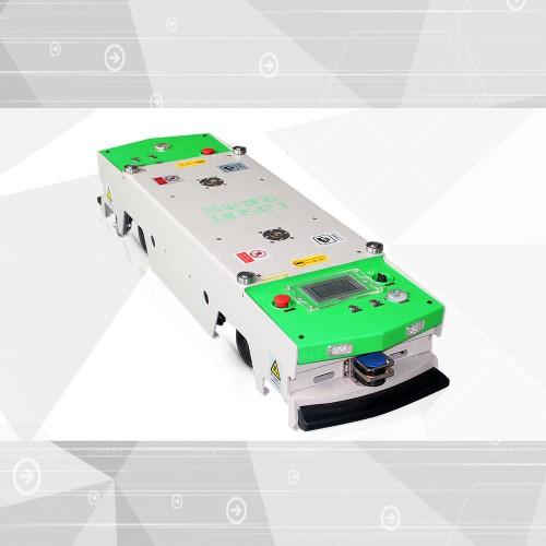 Casun Magnetic Navigation Lurking AGV Two Way Tunnel Type AGV -- QFS1550V2