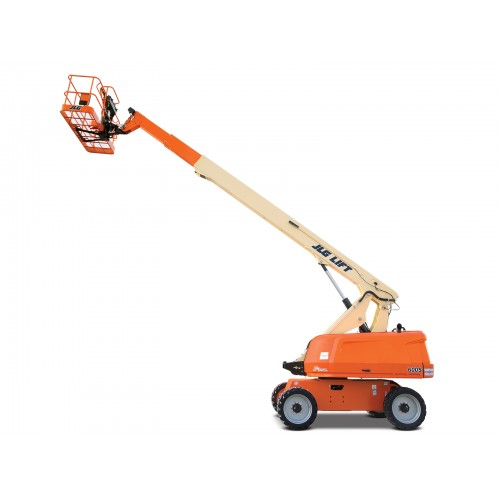 Nishio, Telescopic Boom Lift, JLG600S​