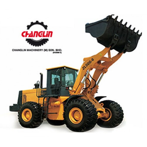 Changlin Wheel Loader 5 ton ZL50G-6