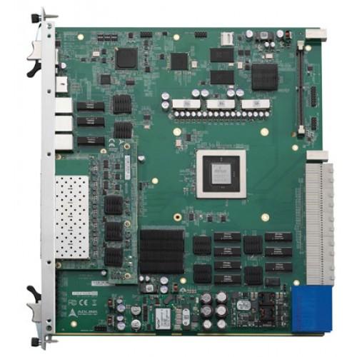 Hf Technology, ADLINK, 10 Gigabit Ethernet AdvancedTCAFabric Interface Switch Blade,ADLINK PacktManager, Layer 2/3 Fast Forwarding, Port Mirror, VLAN, Trunk