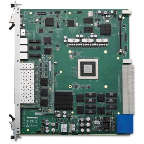Hf Technology, ADLINK, 40 Gigabit Ethernet AdvancedTCA® Fabric Interface Switch Blade,aTCA-3710/640G 640G Bandwidth Fabric Switch