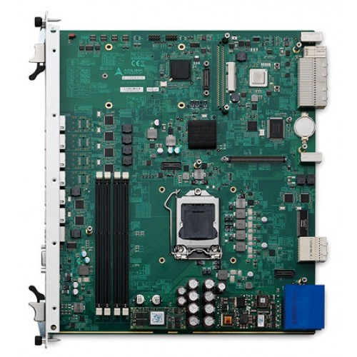 Hf Technology, ADLINK, Intel Xeon E3 Quad-Core 10 Gigabit Ethernet AdvancedTCA Processor Blade, aTCA-9300/S1225V2/AMC Single Quad-core E3 11225V2