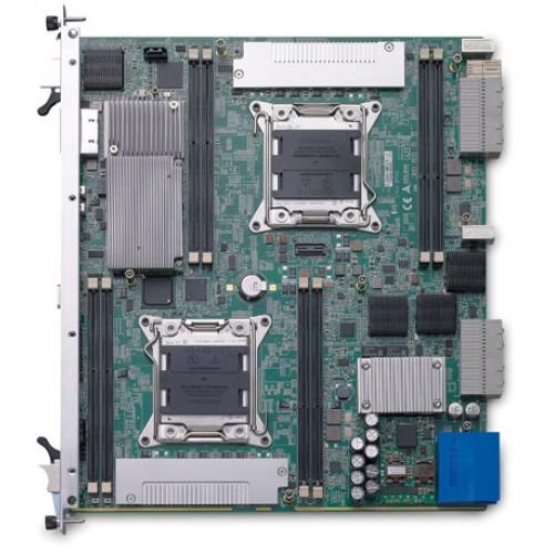 Hf Technology, ADLINK, Dual IntelXeonE5-2600 v2 Family 40 Gigabit Ethernet AdvancedTCAProcessor Blade,aTCA-9700/DIPoM Dual 10-core Intel