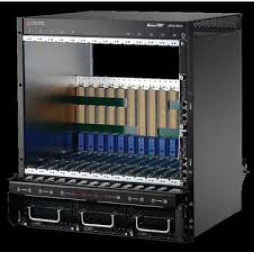 Hf Technology, ADLINK, 12U 14-slot Dual Dual-Star AdvancedTCA Shelf,aTCA-8214AAwith dual ShMCs