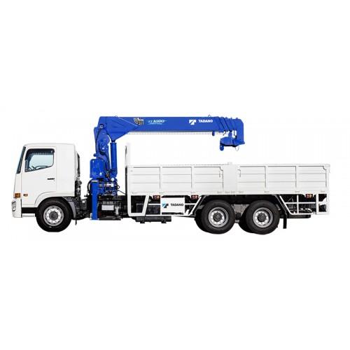 Tadano Cargo Crane / Truck Loader Crane TM-ZT1005H 10 Tonne