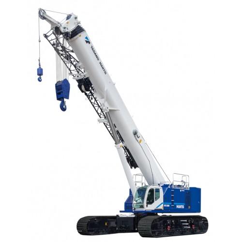 Tadano Telescopic Boom Crawler Crane GTC-1200 120 Tonne x 3.0m Capacity
