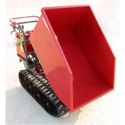 Erreppi Agricultural Minitracked  Multipurpose Transporters Carry Dump