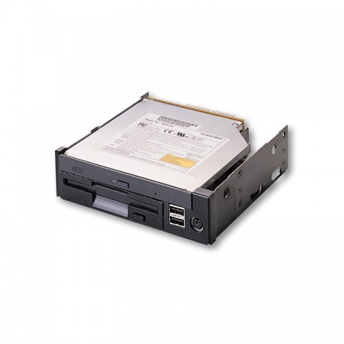 "AX7300T 5.25"" Multiple Drives with USB, K/B and M/S Ports"