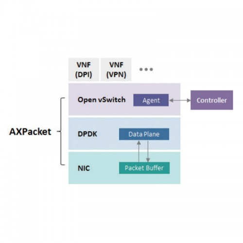 Open vSwitch with DPDK Ready Software Development Kit AXPacket 1 0