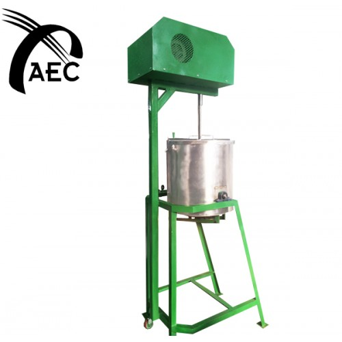 AK Food Machine, 80L Double Layer Cooker for Cendol Machine