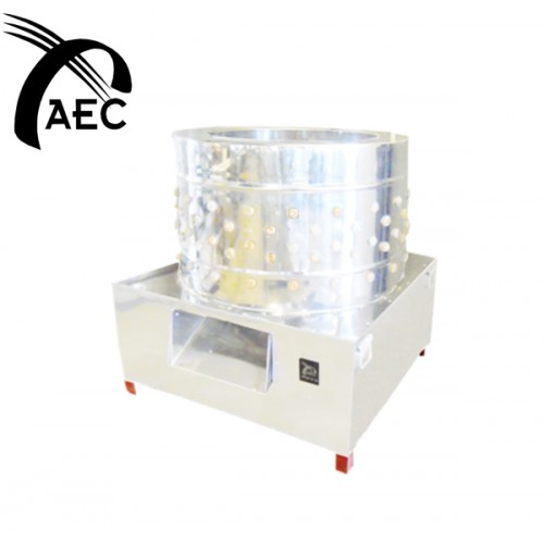 AK Food Machine, Chicken Feather Removal Stainless Steel 30 Inch