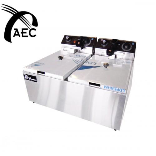 AK Food Machine, Deep Fryer Electric 17 Liter X 17 Liter