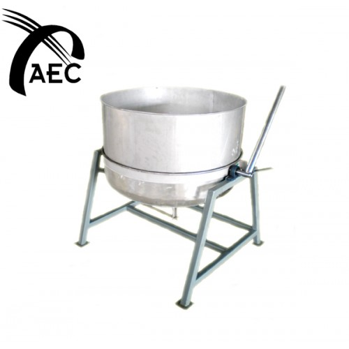 AK Food Machine, Kawah Stainless Steel Popcorn