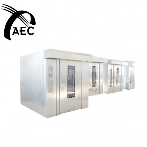 AK Food Machine, Rotary Gas Oven