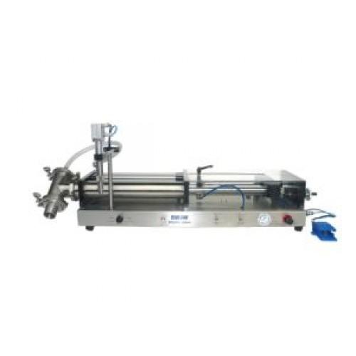 Pneumatic Semiautomatic Liquid Filling Series SFGY-12, Filling Machine