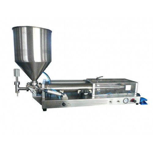Pneumatic Semiautomatic Paste Filling Series SFGG-06, Filling Machine