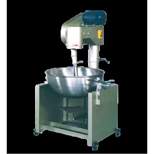 Normal Type Cooking Mixer  GF-180B (Tilting Type), Single layer bowl + Single stove base