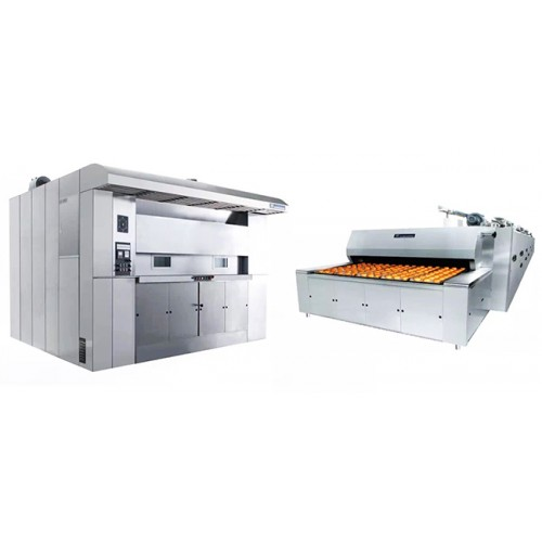 Tunnel Oven BKS-1418D