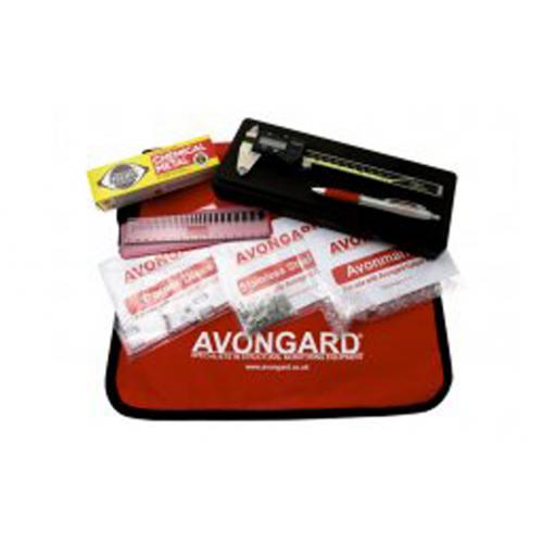 Avongard, Calipers, Digital Crack Monitoring Professional Kit