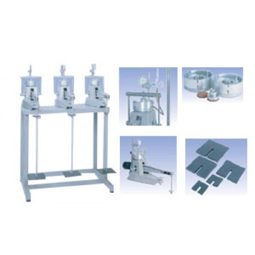 Controls, SoilConsolidation,Front loading Oedometer
