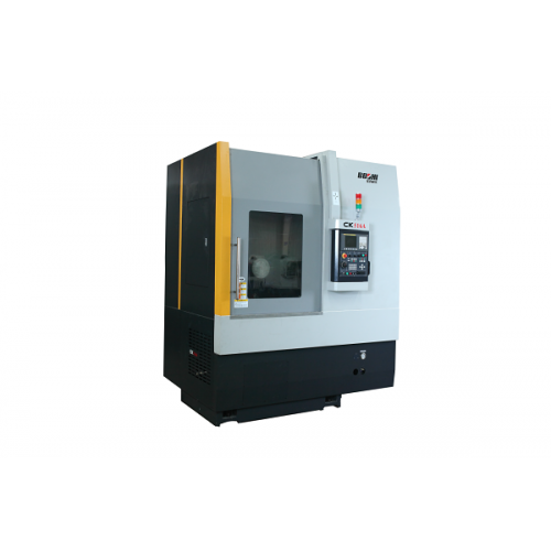 Golden Star CK516 vertical CNC lathe for Drilling, Tapping, Rolling and Reaming