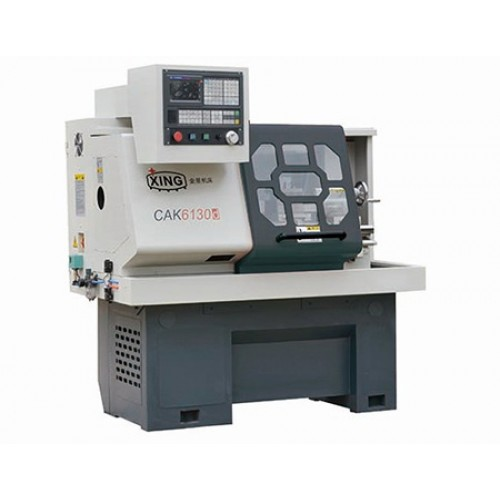Golden Star CAK6130d CNC Lathe for Drilling, Tapping, Boring, Threading and Reaming