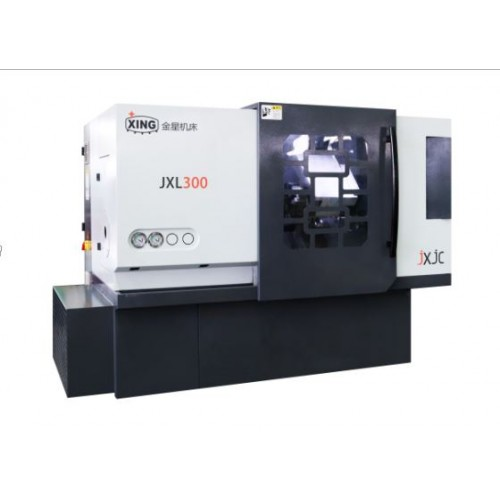 Golden Star JXL300 Slant Bed CNC Lathe for Drilling, Tapping, Rolling and Reaming