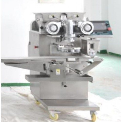 Automatic Ultrasonic Cutter Cookie Production Line by YCM