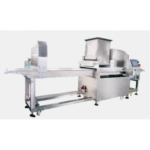 Automatic Protein Bar, Energy Bar, Date Bar Production Line by YCM