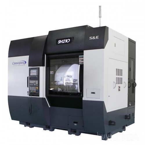 SMG SH210 CNC Gear Hobbing Machine (Cassiopeia)