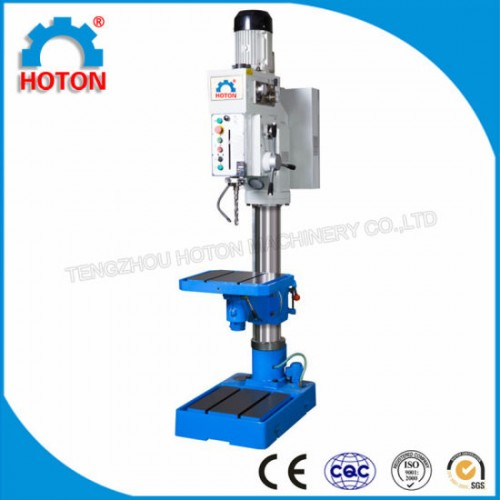 Hoton vertical drilling machine with round column Z5050