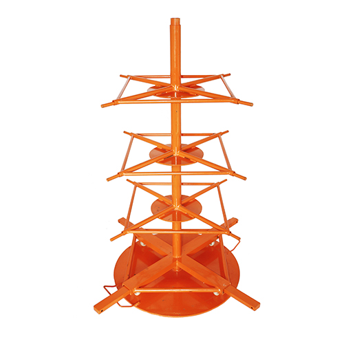 Adjustable Hydraulic Cable Drum Stand SBT-4